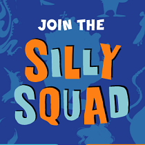 Summer reading challenge with the Silly Squad