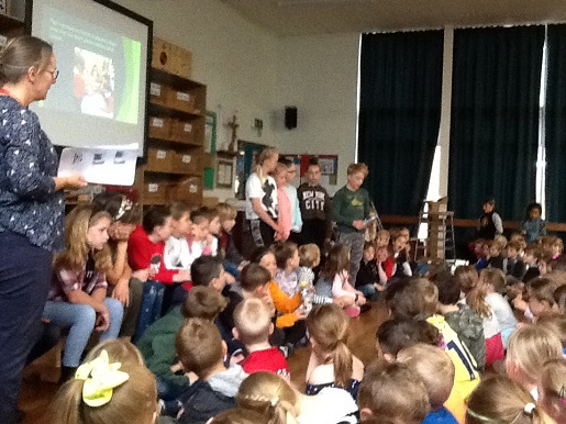Green team assembly
