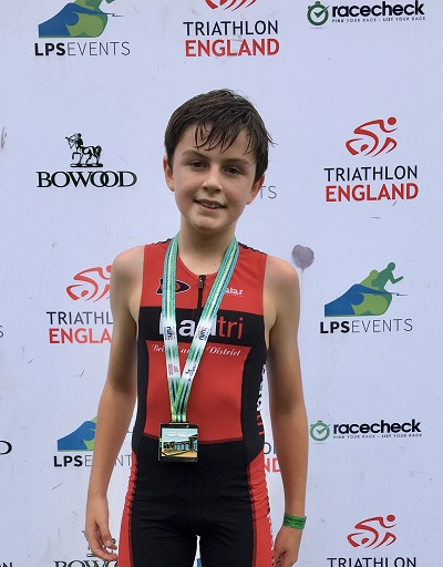 Triathlon success